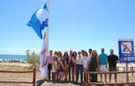 Alcalà, cinc platges d'Alcossebre han aconseguit la bandera blava