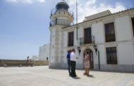 La Diputació converteix el far de Peníscola amb el nou centre d'atenció del Castell