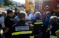 El bombers del Consorci Provincial netegen més de 700Km de pistes forestals
