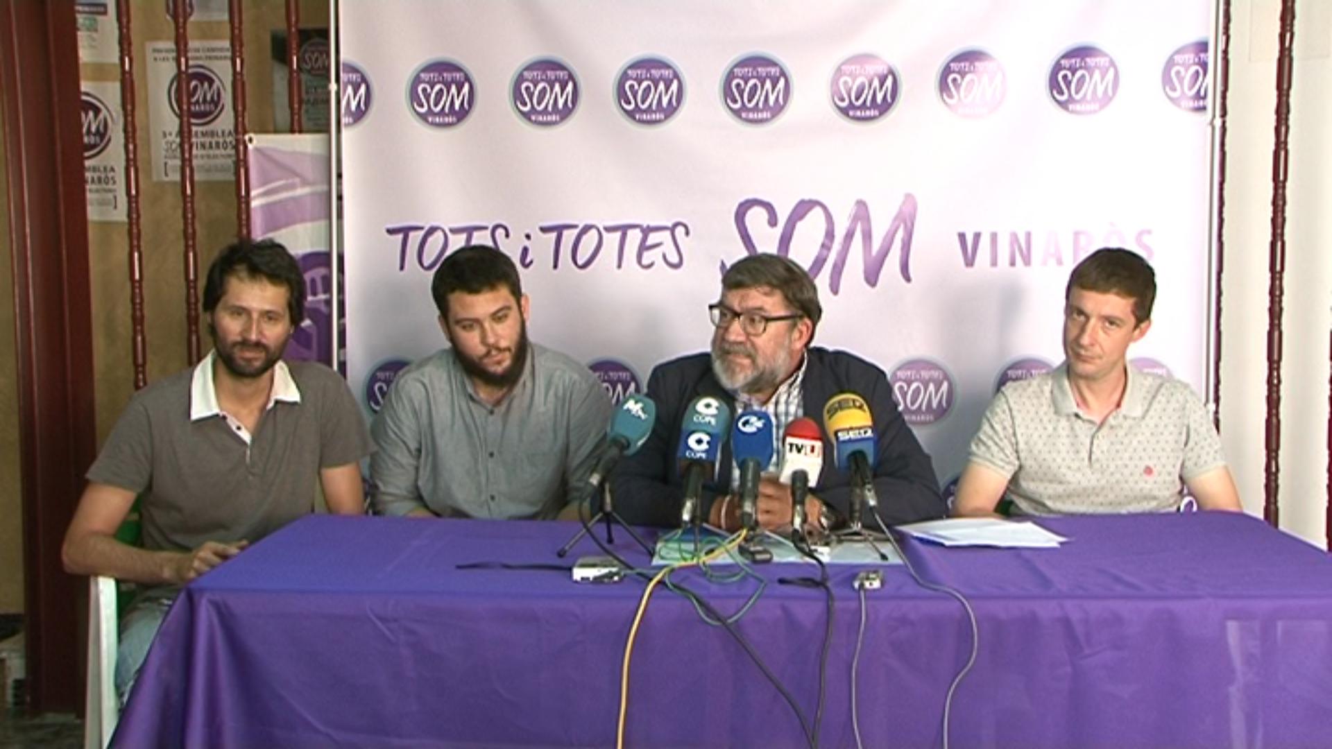 Vinaròs, el TSV renova a Hugo Romero com a secretari general
