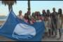 Benicarló, les platges del Morrongo i la Caracola aconsegueixen la bandera blava
