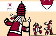 Peníscola Ciutat Papal rememorarà l'arribada de Benet XIII fins al 2 de juliol