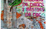 Cervera celebrarà aquest cap de setmana la 5a Trobada de Dracs i Bèsties de Foc