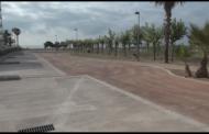 Benicarló, Ciutadans denuncia que l'estacionament d'autocaravanes té risc inundacions