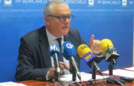 Benicarló, el PP celebra que l'ajuntament pague les factures 2016 arran de la denuncia presentada