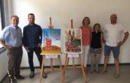 Alcalà, Albert guanya el concurs del cartell anunciador de la Fira de la Tomata de Penjar