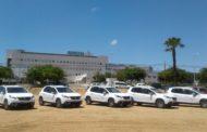 El Departament de Salut de Vinaròs adquireix vehicles pel servei Hospitalització Domiciliària