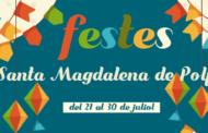 Santa Magdalena de Polpís; Actuació del Grup de Danses 23-07-2017