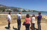 Alcalà, l'ajuntament proposa depurar l'aigua de les deus per reobrir la platja de Les Fonts