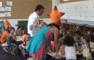 Peñíscola; visita a l'Escola d'Estiu i al programa Estiu al Centre Juvenil 07/07/2017