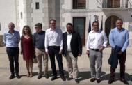 Peñíscola; inauguració de les obres de rehabilitació del far per convertir-se en el Centre de Visites del Castell 27/07/2017