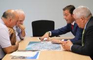 Peníscola, l'ajuntament es reuneix amb Costes per planificar la millora dels accessos a la zona sud