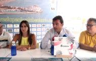 Peñíscola; presentació de la XXV Clàssica Internacional de Natació Peñíscola-Benicarló 20/07/2017