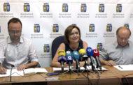 Benicarló; roda de premsa per a donar a conèixer els guanyadors dels Premis Literaris Ciutat de Benicarló 14/07/2017