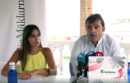 Peñíscola; presentació del Triatball 20/07/2017