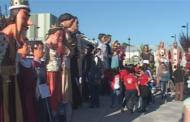 Benicarló celebrarà demà dissabte la 27a Trobada de Gegants i Cabuts
