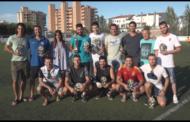 Peníscola, la Penya Barça fa l'entrega trofeus a l'ACD Peníscola per la bona temporada