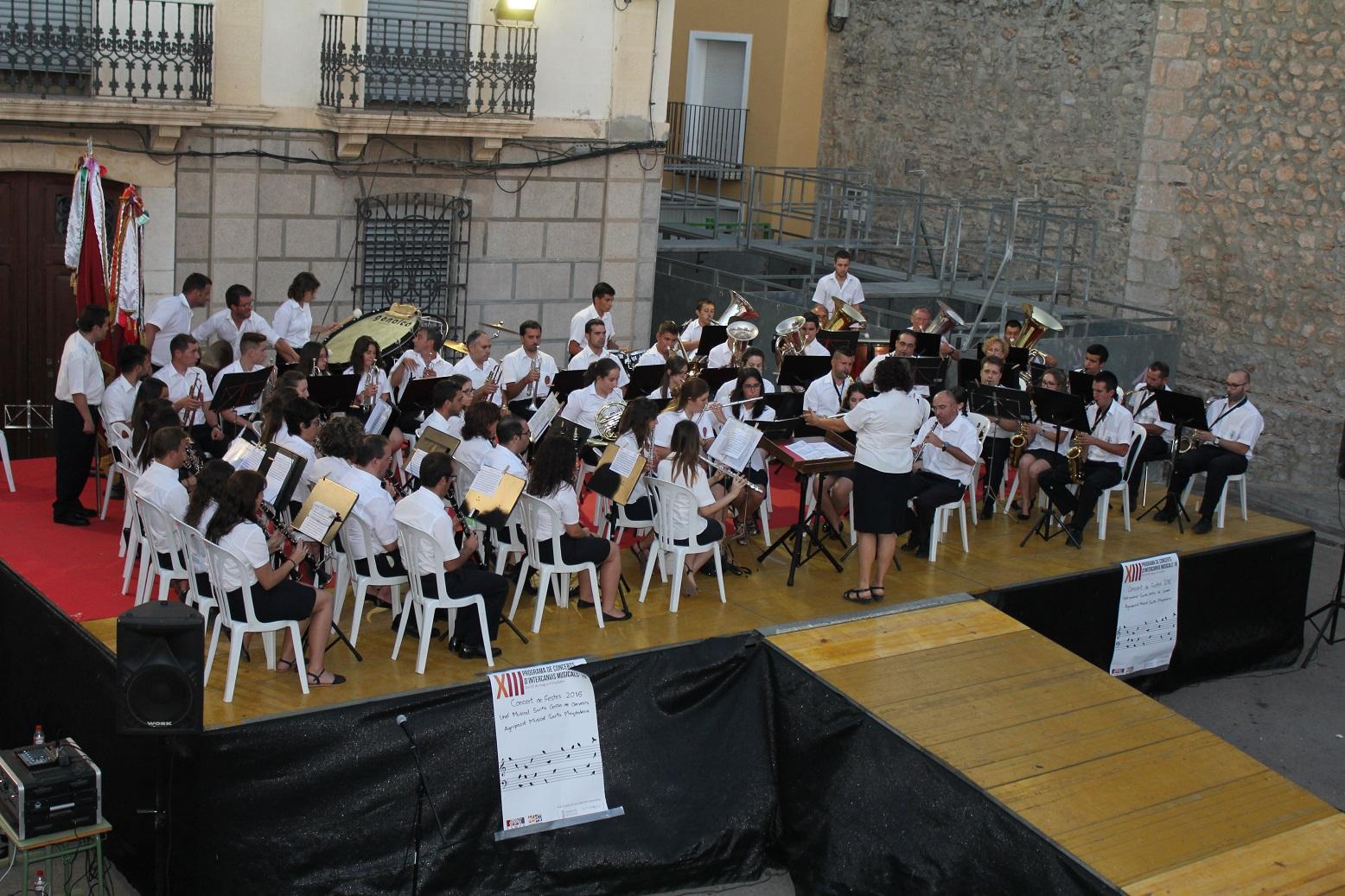 Santa Magdalena, l'Agrupació Musical celebrarà dissabte el 35é aniversari amb un concert