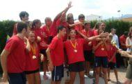 Vinaròs, el Club Natació es proclama campió del 3er Trofeu Vila d'Onda