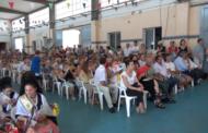 Vinaròs, els veïns participen en el dia del Carme amb la celebració de la missa i l'ofrena a la mar