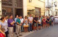 Alcalà-Alcossebre; Alcalà-Alcossebre es concentra per a mostrar el seu rebuig als atemptats de Barcelona i Cambrils 18/08/2017