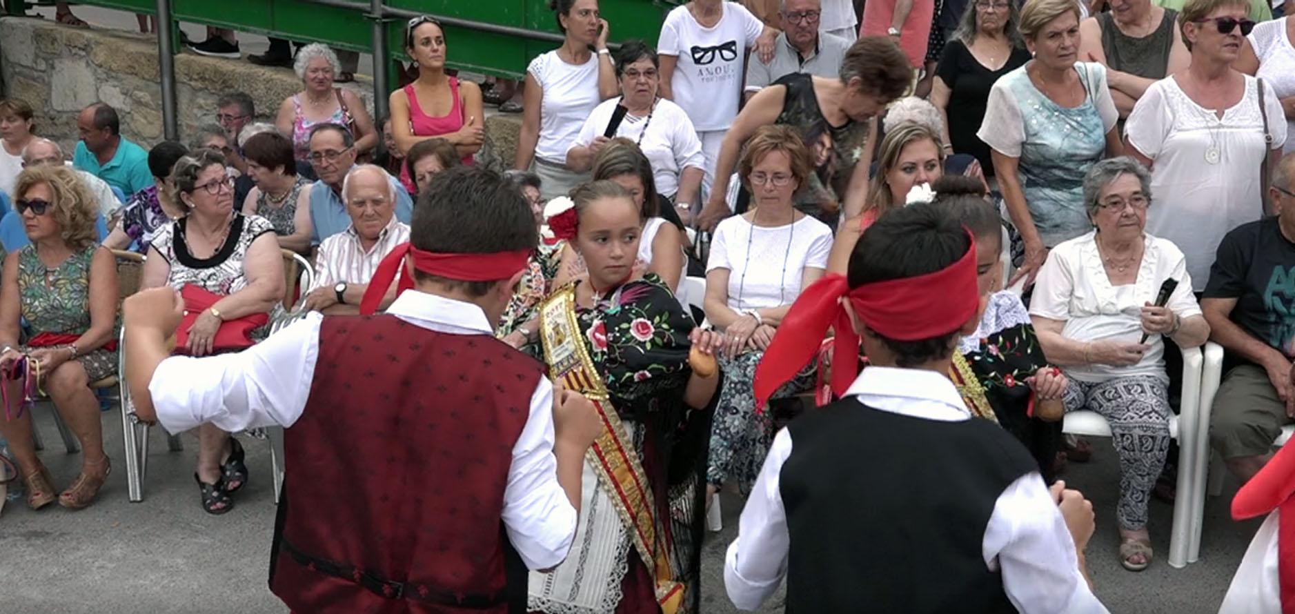 Cervera del Maestrat celebra el Ball de la Carabassa amb la Jota i Dansa