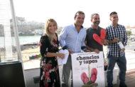 Peñíscola; presentació de la Ruta Gastronómica Chanclas y Tapas de Peñíscola 29/08/2017