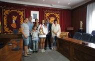 Vinaròs, l'Ajuntament reconeix a la campiona mundial de Taekwondo Cheyenne Brito