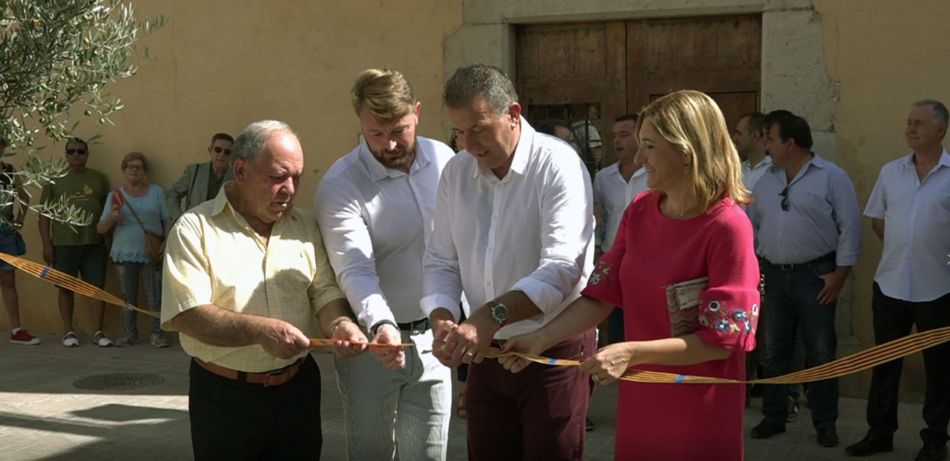 Sant Jordi celebra la 17a Fira d'Oficis Tradicionals