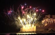 Peñíscola; el piromusical inaugura el Festival de Música Antiga i Barroca 03/08/2017