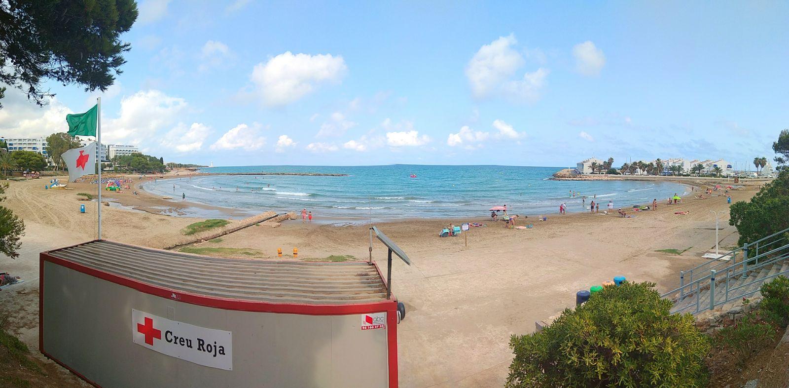 Alcalà, Compromís demana a l'Ajuntament que facilte l'informe que de la platja de Les Fonts que va encomanar la Generalitat