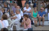 Rossell, més d'un centenar de persones va participar en el Berenar de la Font de Baix