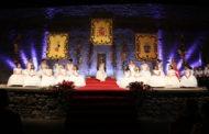 Peníscola celebra la proclamació de la Reina i la Cort d'Honor de les Festes Patronals