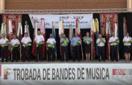 Rossell; XXIV Trobada de Bandes de Música del Baix Maestrat 02/09/2017