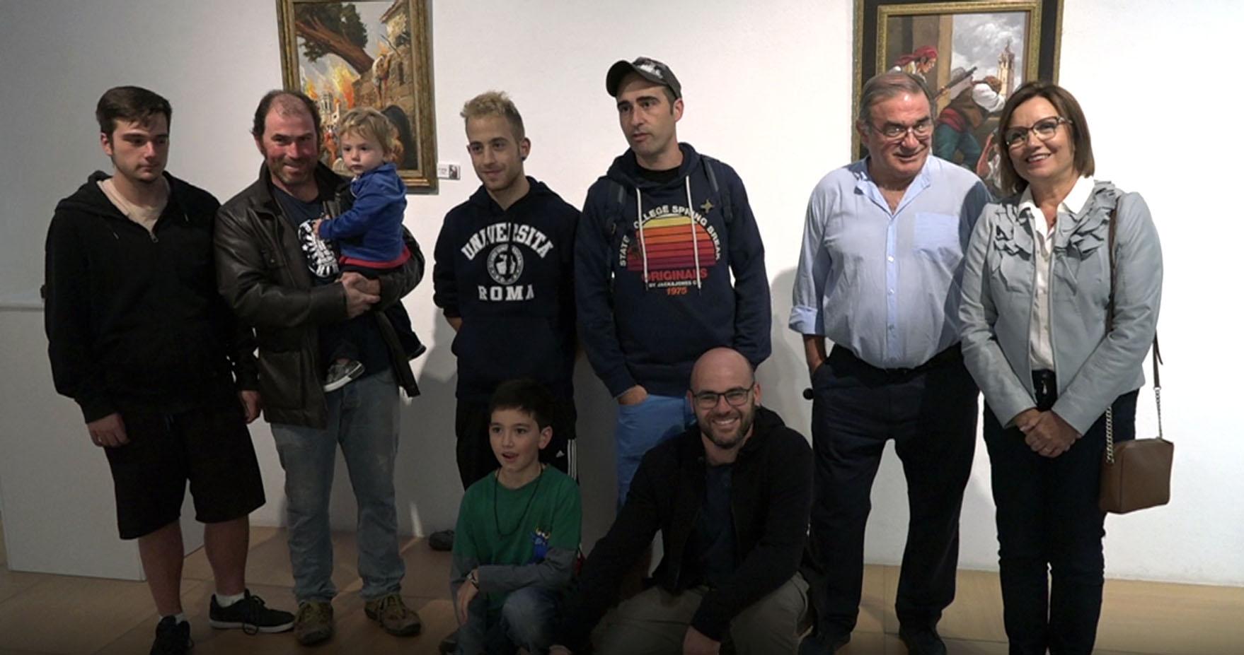 Benicarló, el Mucbe acull dues exposicions dedicades a la pilota valenciana