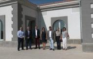 Benicarló; visita institucional a les instal.lacions del Far 29/09/2017