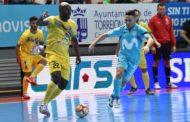 Derrota del Peníscola RehabMedic davant del Movistar Inter en la primera jornada de lliga