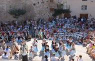 Peníscola celebrar el Dia dels Majors dintre dels actes de les Festes Patronals