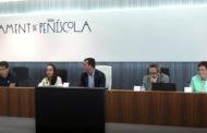 Peñíscola; acte de l'Associació Amics del Papa Luna 10/09/2017