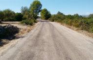 L'Agència de Seguretat i Resposta a Emergències reparar el camí entre Traiguera i Rossell