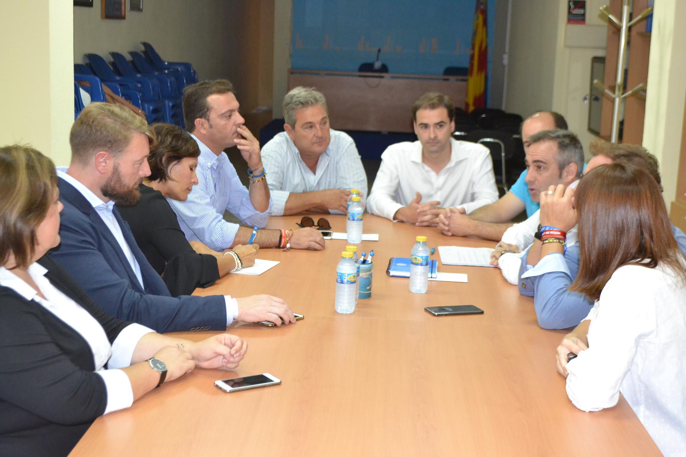 Maestrat, el PP demana al partit provincial augmentar la freqüència dels rodalies fins a Vinaròs
