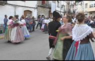 Xert celebra la 1a Trobada de Danses del Maestrat