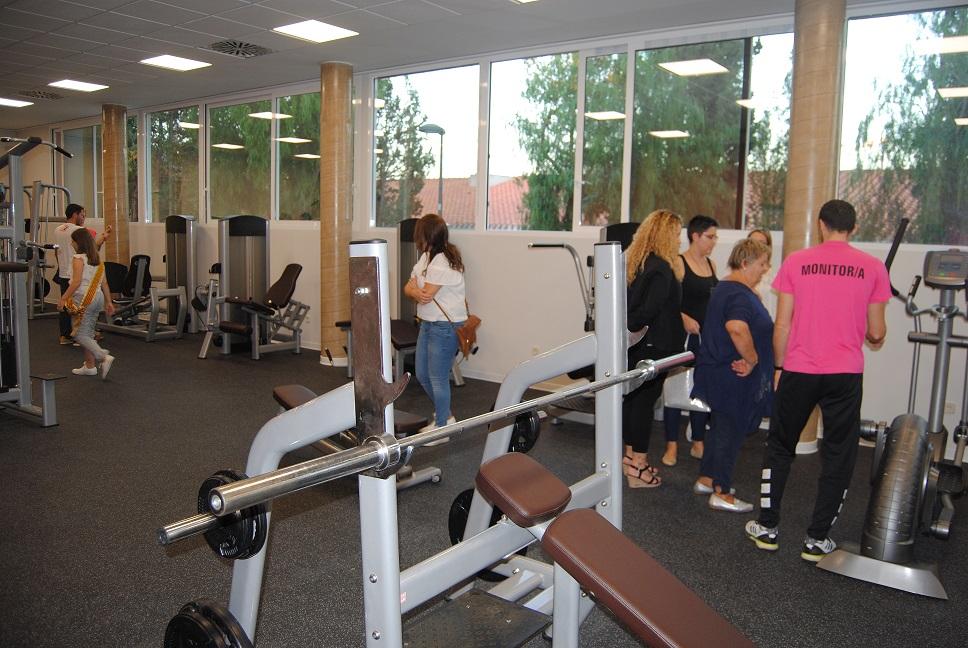 Alcossebre ja disposa del nou gimnàs municipal