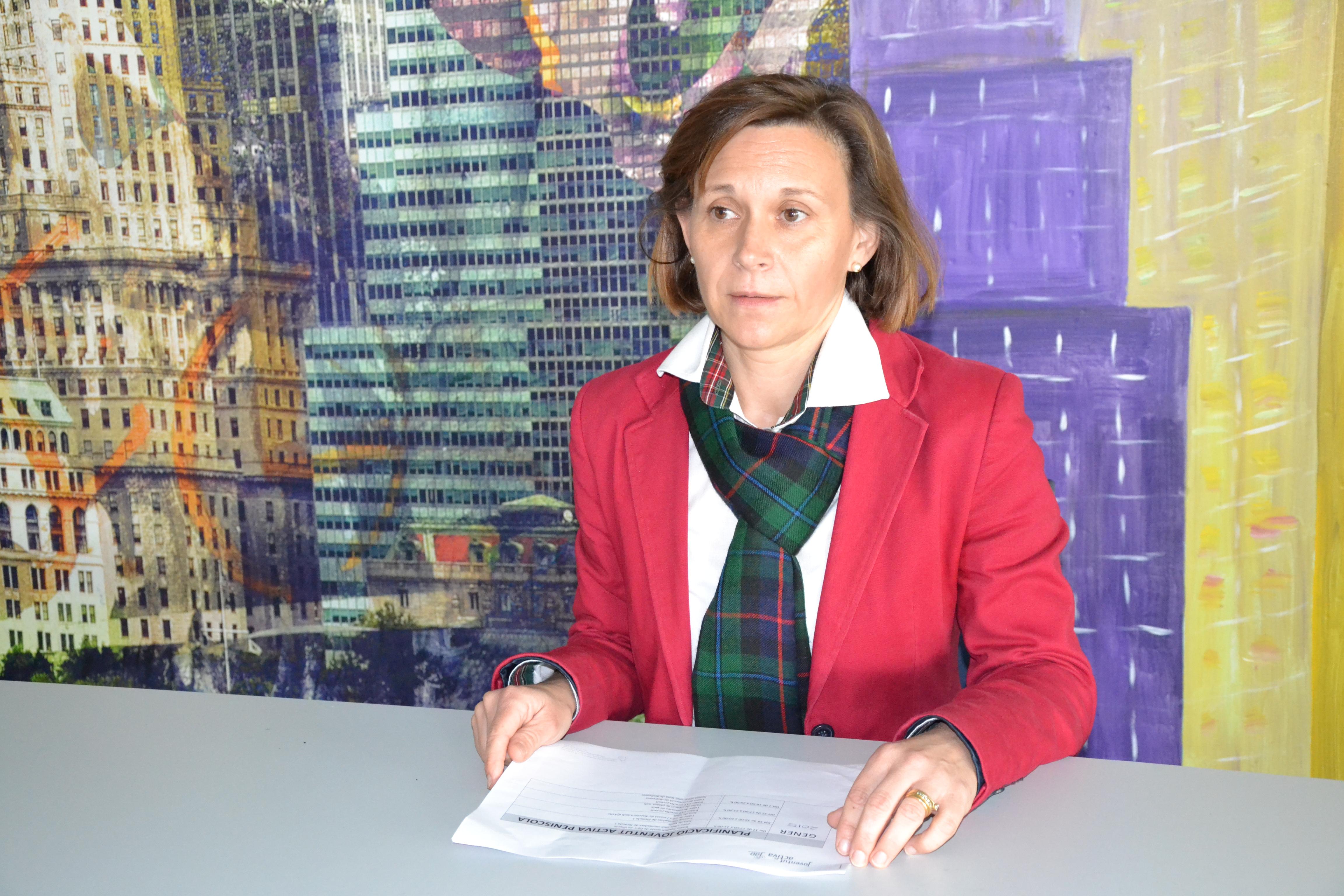 Peníscola, la regidora Maria Jesús Albiol dirigirà les àrees de Benestar Social, Sanitat i Igualtat