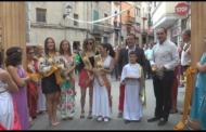 Traiguera, centenars de persones han assistit a la 12a Fira Romana Thiar Julia