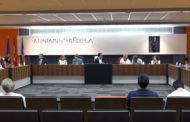 Peñíscola; sessió extraordinària del Ple. Debat sobre l'Estat del Municipi 05/10/2017