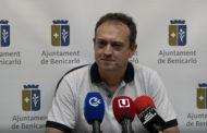 Benicarló, roda de premsa per anunciar la concessió d'una subvenció per a posar en marxa el taller d'ocupació