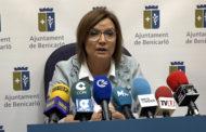 Benicarló; roda de premsa de l'alcaldessa 20/10/2017