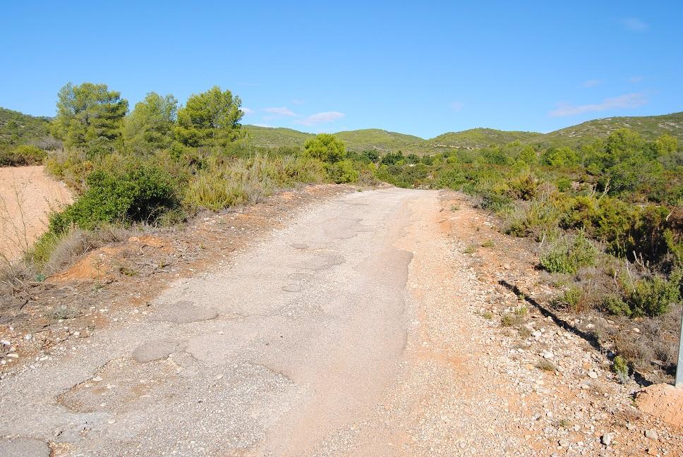 Alcalà, l'Ajuntament destinarà 68.000€ per reparar el camins rurals