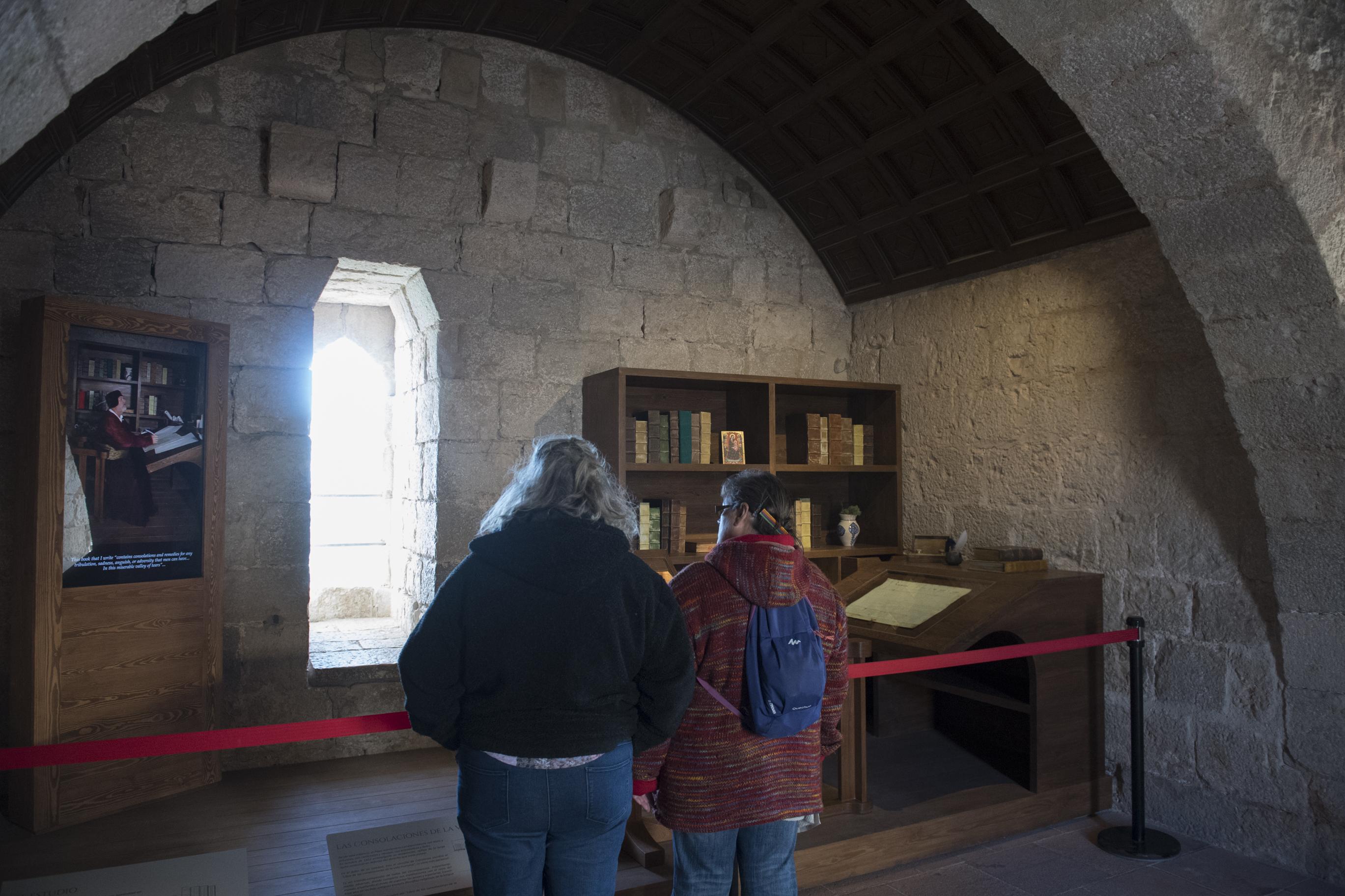 La Diputació invertirà gairebé 900.000 per seguir amb la preservació del Castell de Peníscola